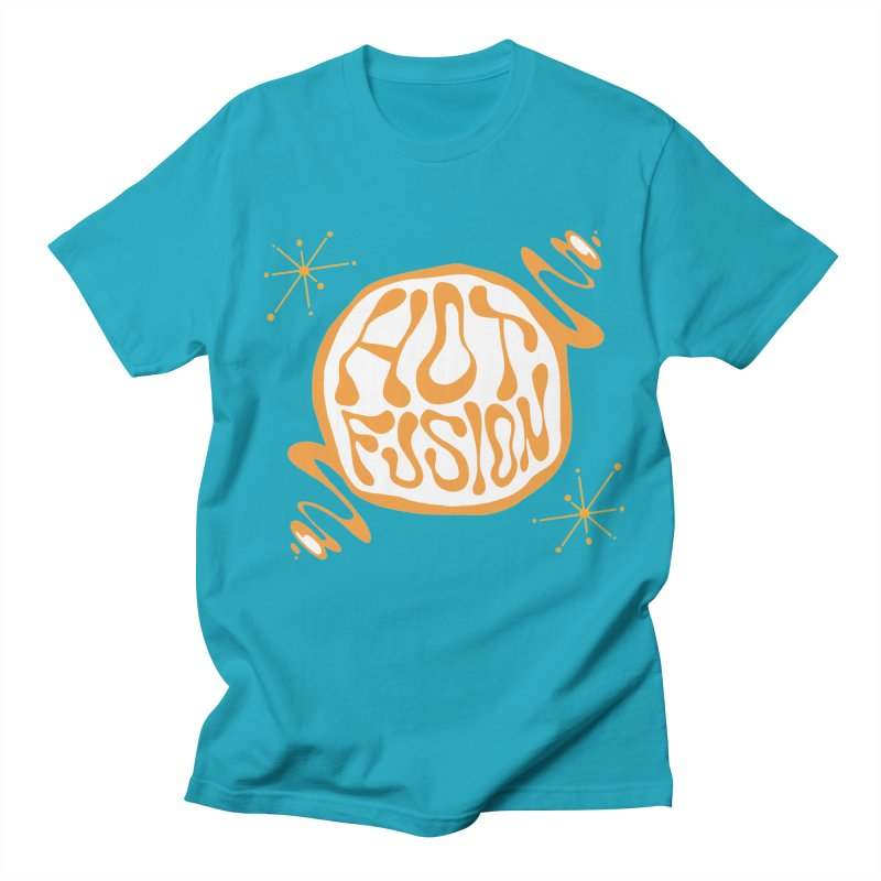 BURST YOUR ATOMIC BUBBLE Men's T-Shirt by HOTFUSION'S SHOP