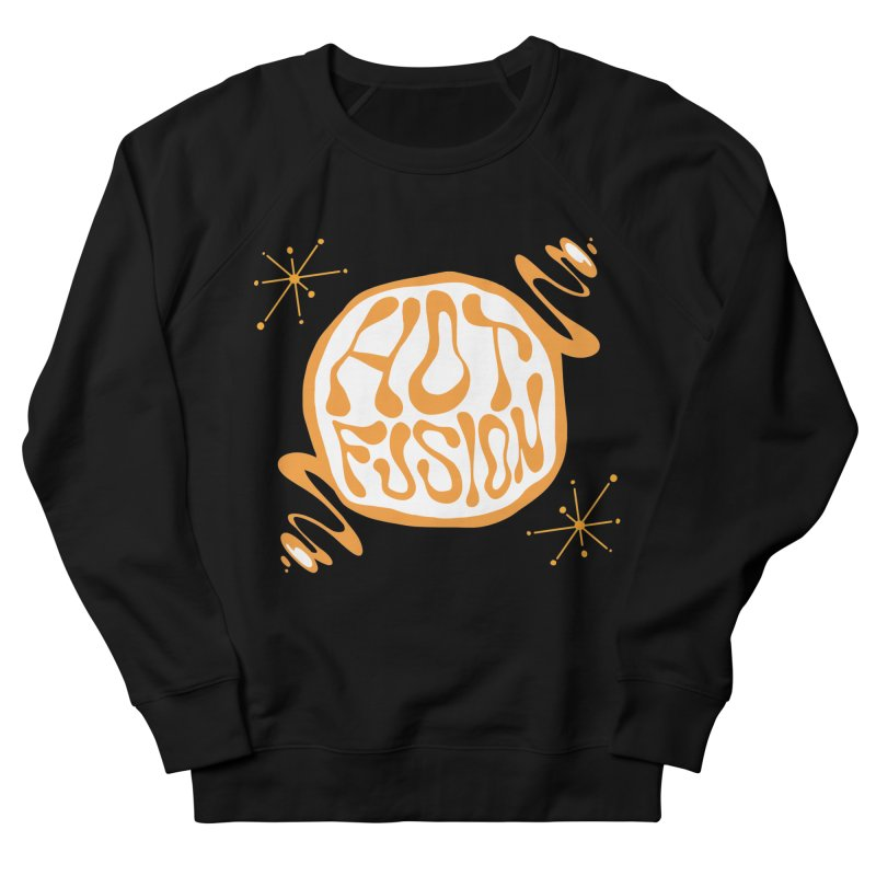 BURST YOUR ATOMIC BUBBLE Men's French Terry Sweatshirt by HOTFUSION'S SHOP
