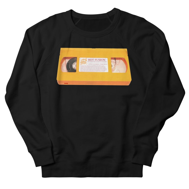 THE 90'S TAPE Men's French Terry Sweatshirt by HOTFUSION'S SHOP