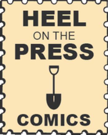 hotpresscomics's Artist Shop Logo