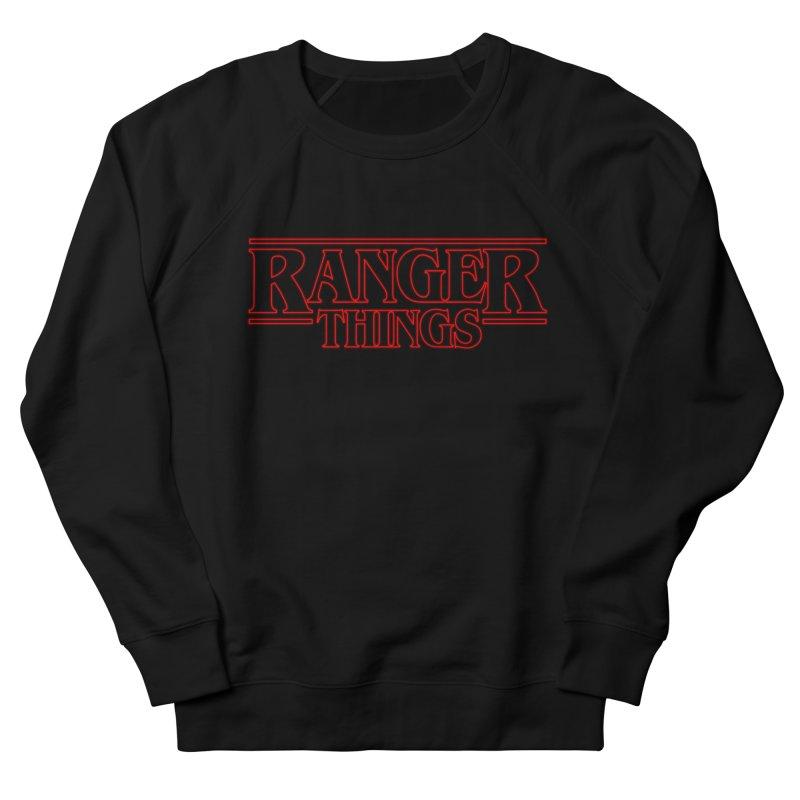 Ranger Things Men's Sweatshirt by TEE's by HOTSNAKES