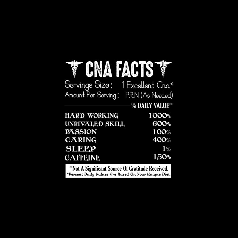 a90f0180b39e CNA Facts - Funny CNA Saying Kids Baby Zip-Up Hoody by hottrendtee's Artist  Shop