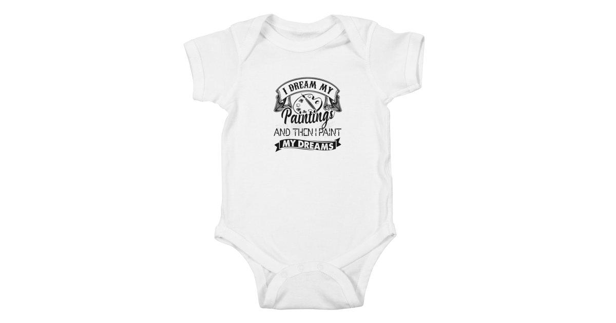 hottrendtee artist-artists-paint-dreams-t-shirt kids baby-bodysuit 1e782a82a