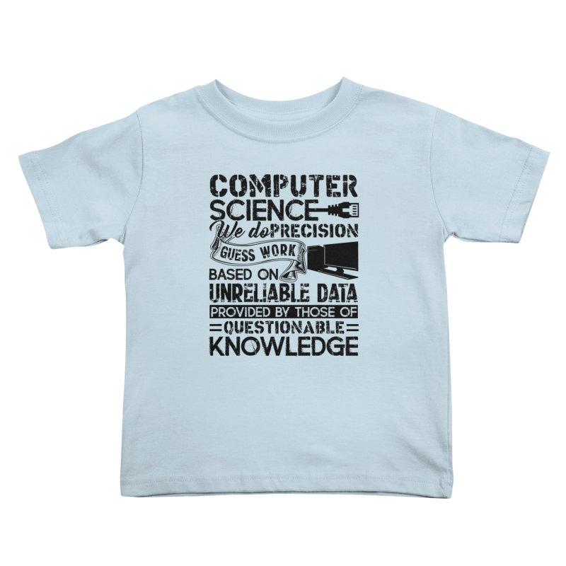 Hottrendtee Proud Computer Science Shirt Kids Toddler T Shirt