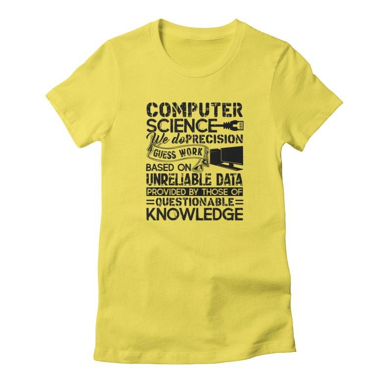 Hottrendtee Proud Computer Science Shirt Womens