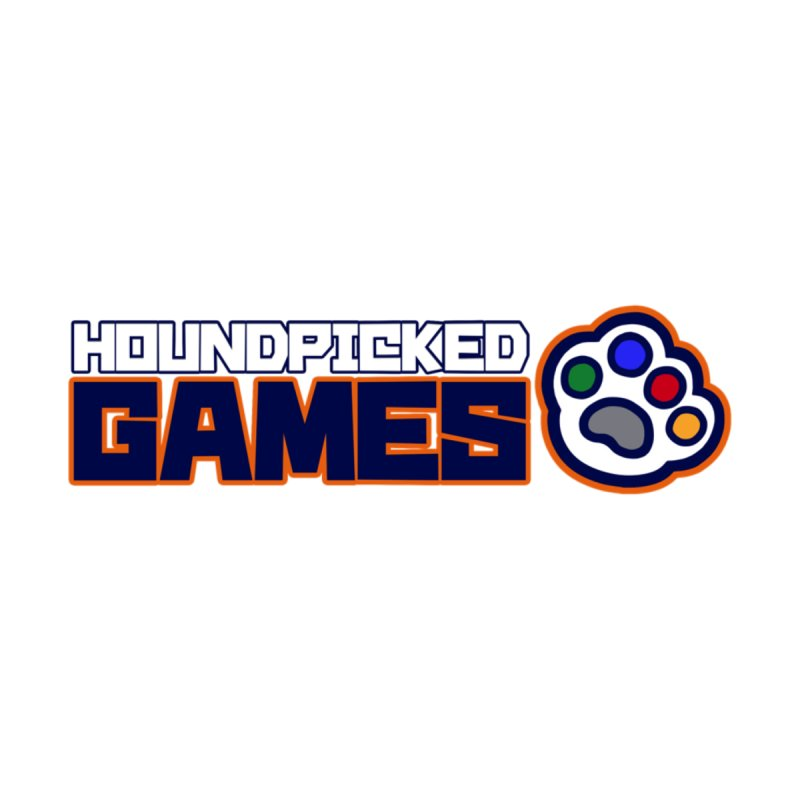 Hound Picked Games Logo (Text Only) Men's T-Shirt by Hound Picked Games