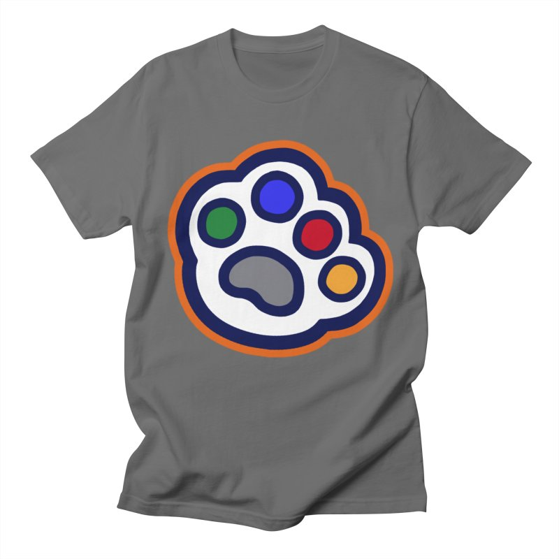 The Hound Picked Paw of Approval Men's T-Shirt by Hound Picked Games