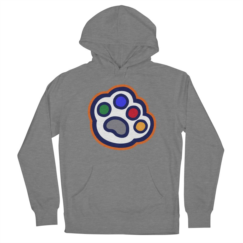 The Hound Picked Paw of Approval Women's Pullover Hoody by Hound Picked Games