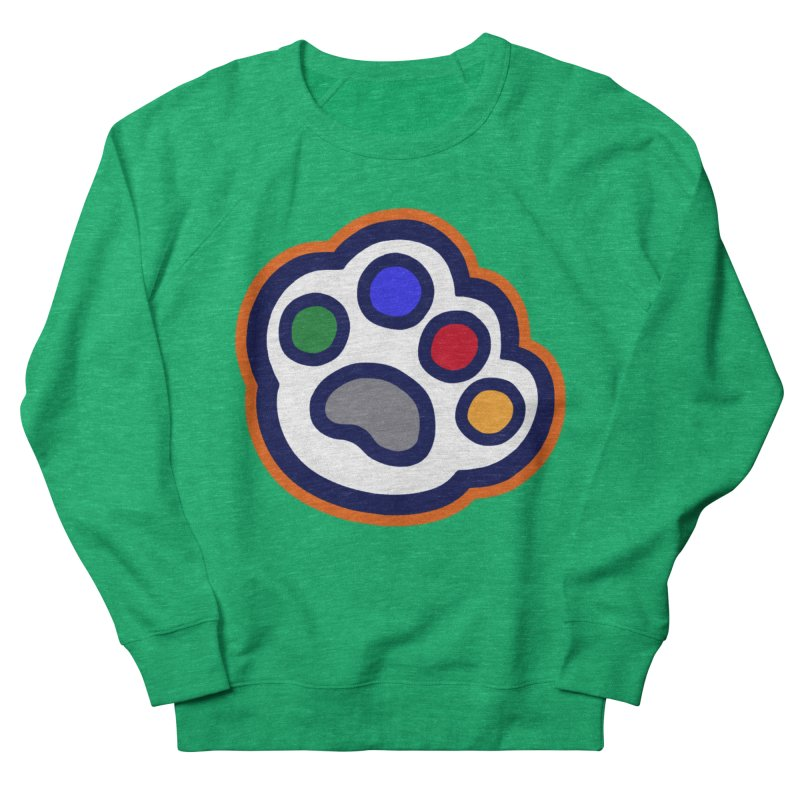 The Hound Picked Paw of Approval Women's Sweatshirt by Hound Picked Games