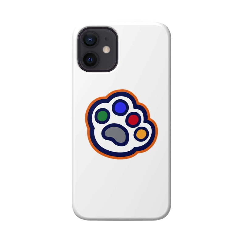 The Hound Picked Paw of Approval Accessories Phone Case by Hound Picked Games
