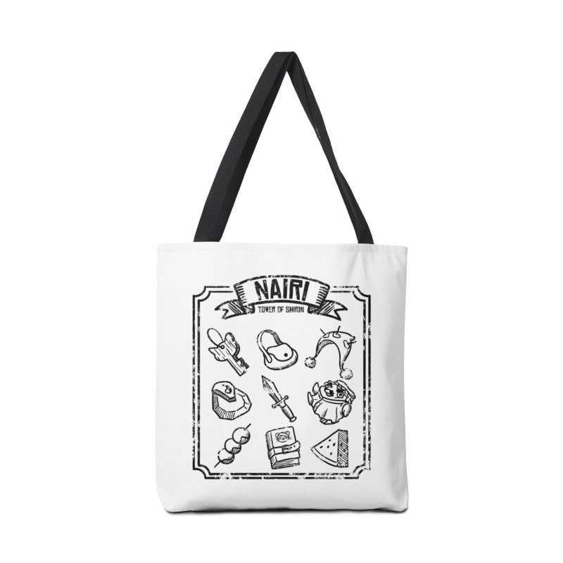A Whole Bunch of Items! (Black) Accessories Bag by Hound Picked Games