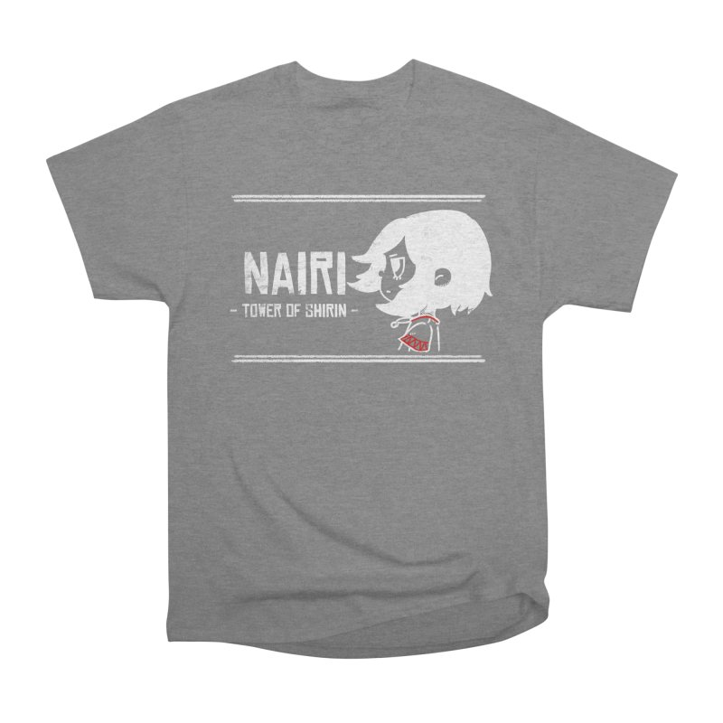 Lost in Though... (White) Men's Heavyweight T-Shirt by Hound Picked Games