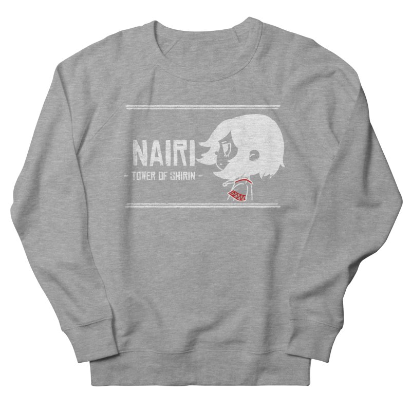 Lost in Though... (White) Men's French Terry Sweatshirt by Hound Picked Games