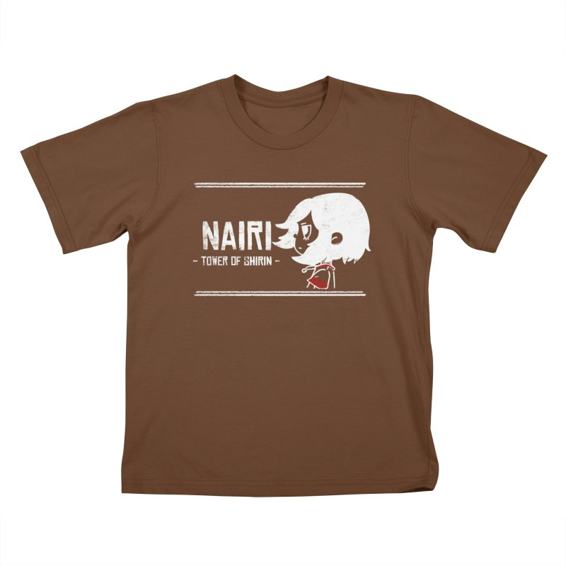 Lost in Though... (White) Kids T-Shirt by Hound Picked Games