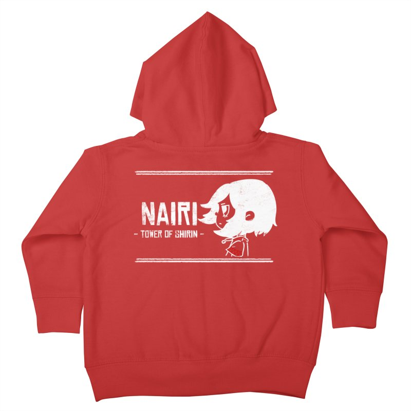 Lost in Though... (White) Kids Toddler Zip-Up Hoody by Hound Picked Games