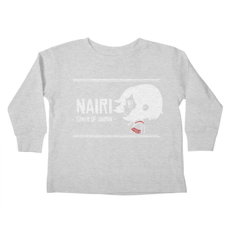 Lost in Though... (White) Kids Toddler Longsleeve T-Shirt by Hound Picked Games