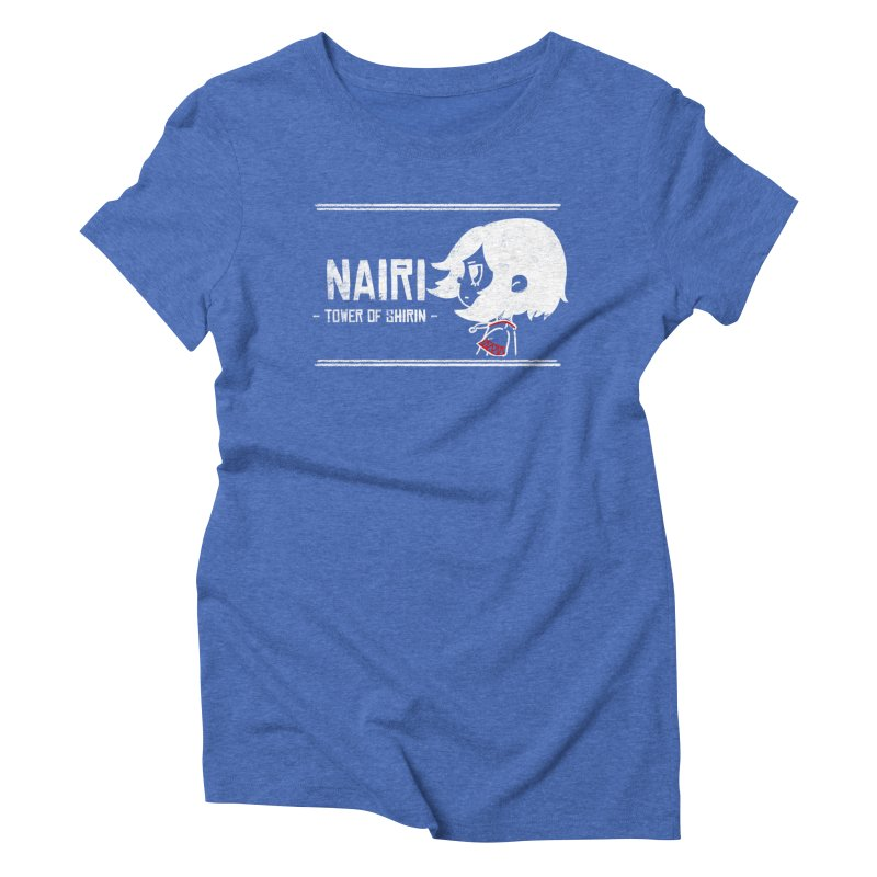 Lost in Though... (White) Women's Triblend T-Shirt by Hound Picked Games
