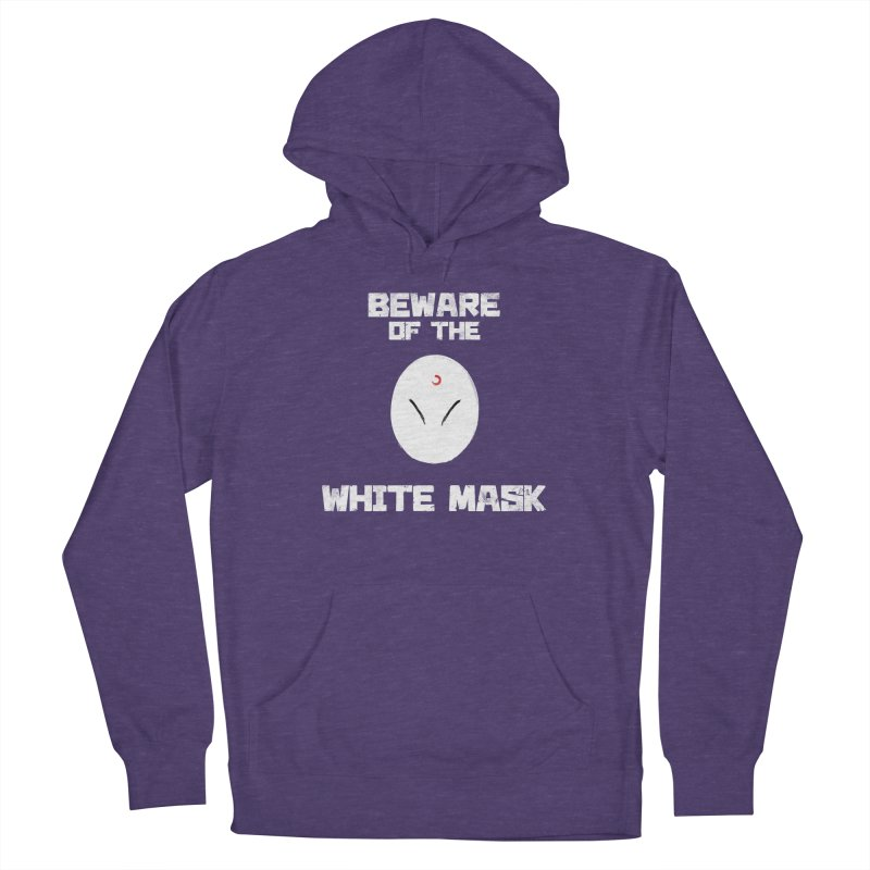 The White Mask Women's Pullover Hoody by Hound Picked Games