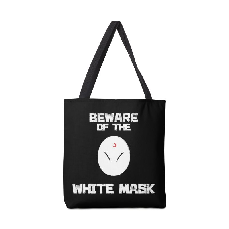 The White Mask in Tote Bag by Hound Picked Games