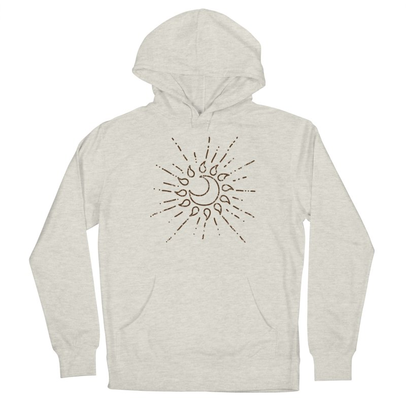 The Soluna Faith (Brown) Women's Pullover Hoody by Hound Picked Games