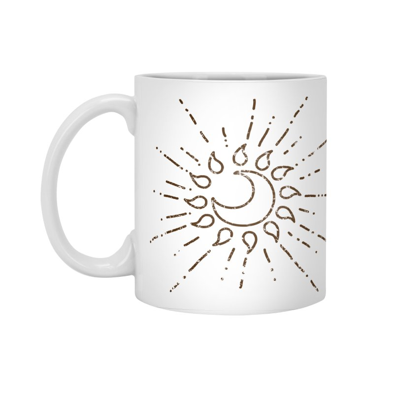 The Soluna Faith (Brown) Accessories Standard Mug by Hound Picked Games