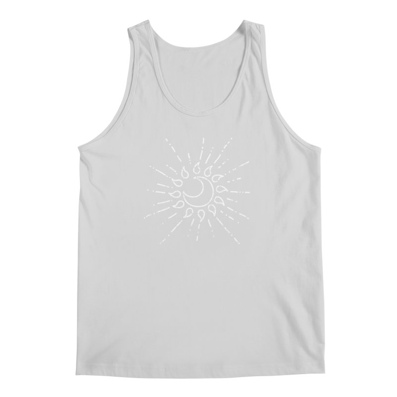 The Soluna Faith (White) Men's Regular Tank by Hound Picked Games