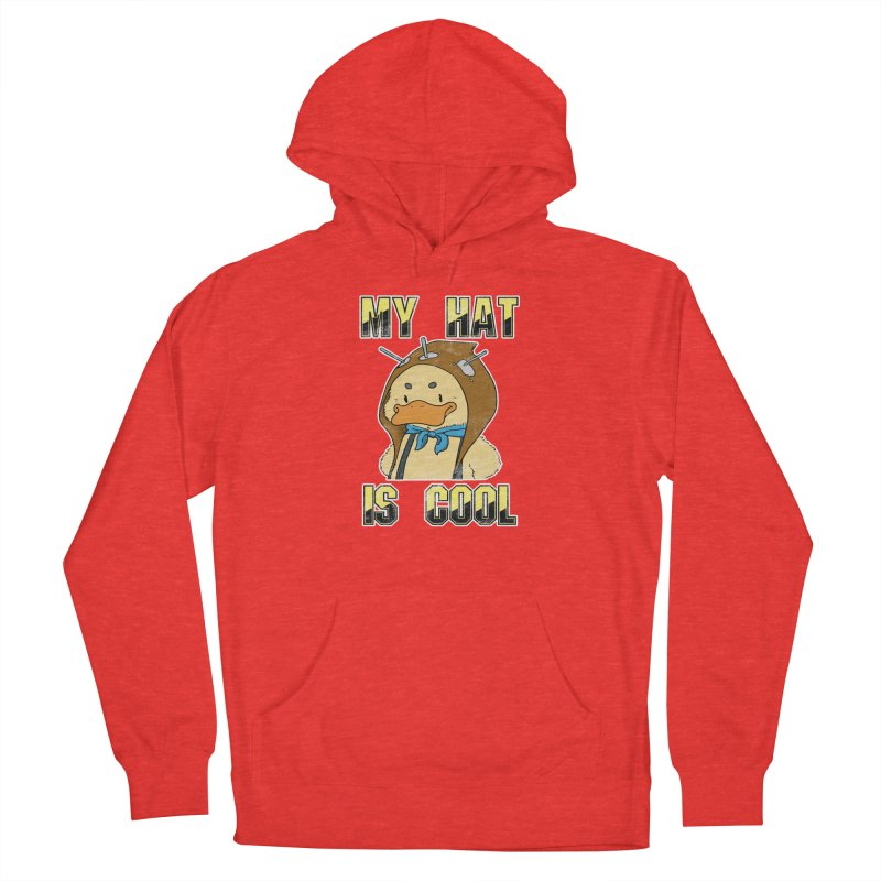 Is Your Hat Cool? Women's Pullover Hoody by Hound Picked Games
