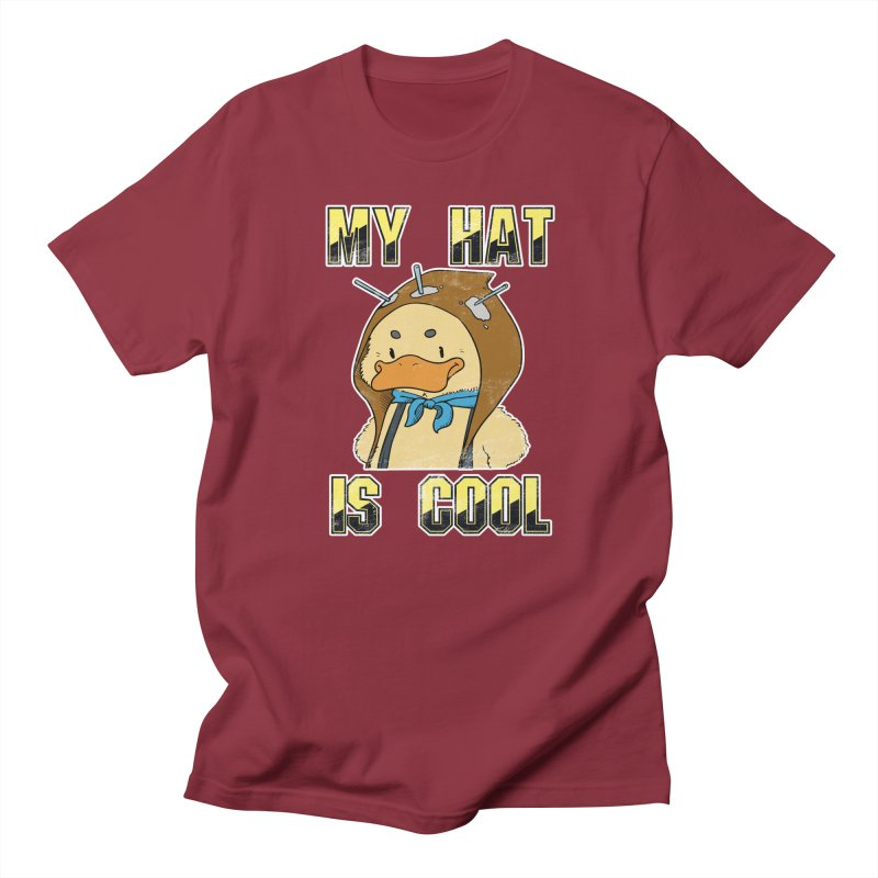 Is Your Hat Cool? Women's Regular Unisex T-Shirt by Hound Picked Games