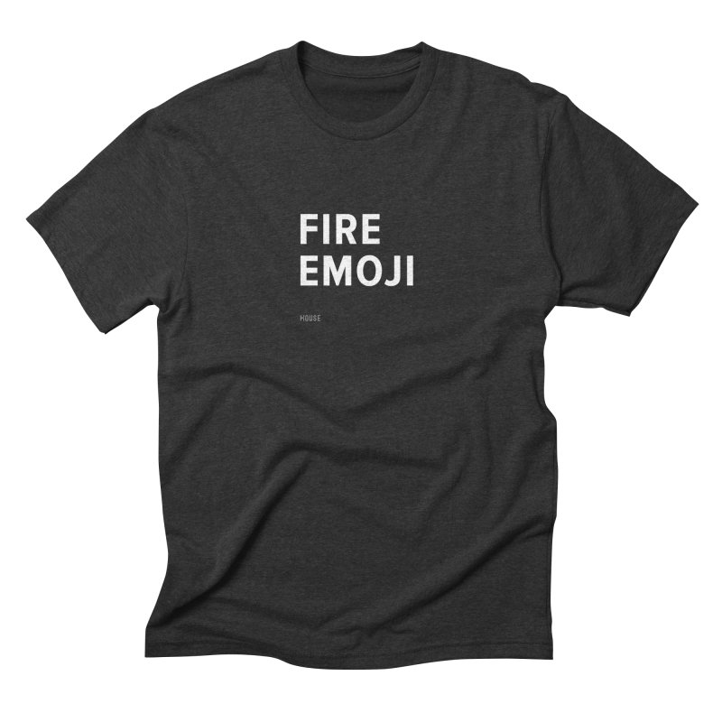 Fire Emoji   by HouseMade