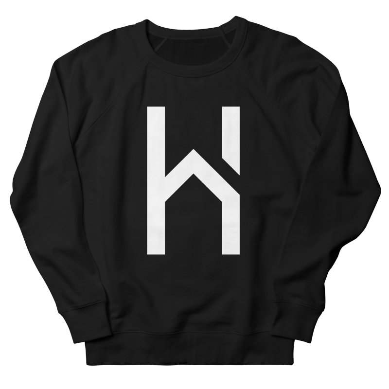 The H in House Women's French Terry Sweatshirt by HouseMade