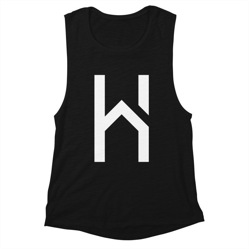 The H in House Women's Tank by HouseMade