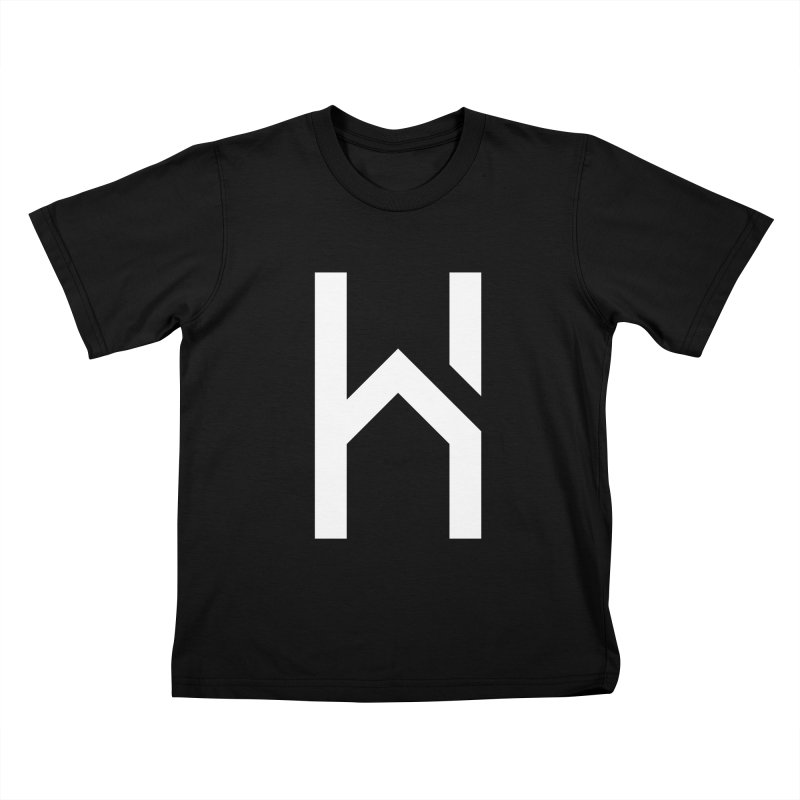 The H in House Kids T-Shirt by HouseMade