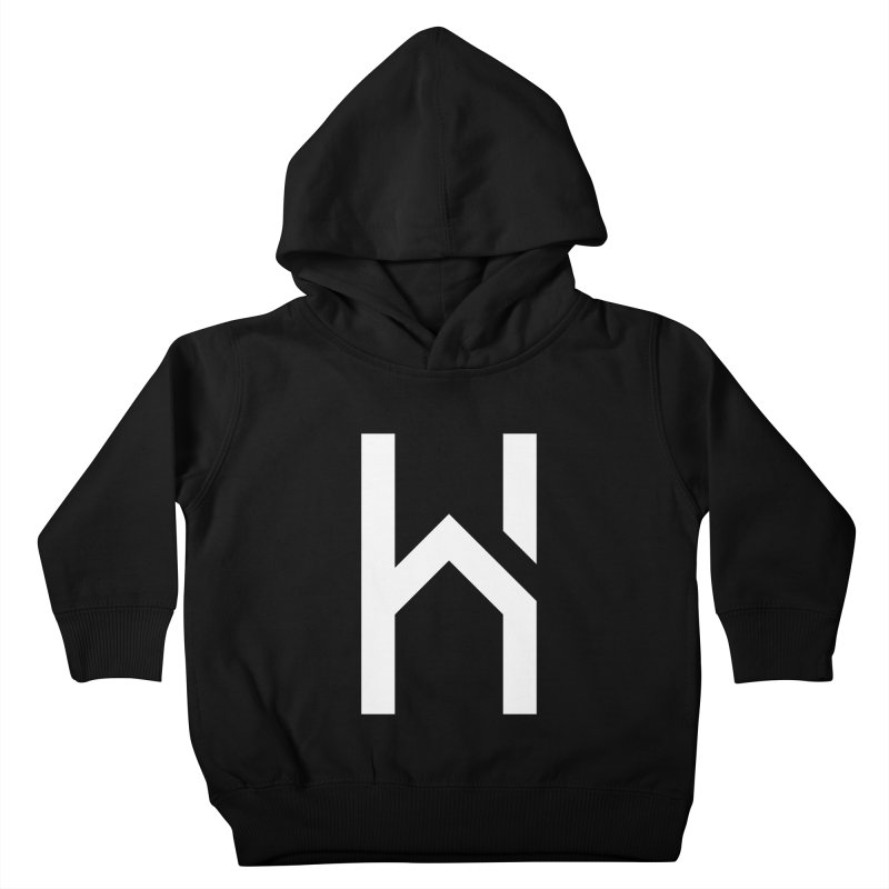 The H in House Kids Toddler Pullover Hoody by HouseMade