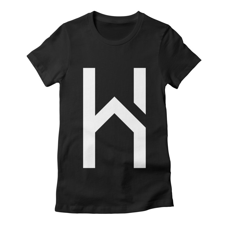 The H in House Women's Fitted T-Shirt by HouseMade