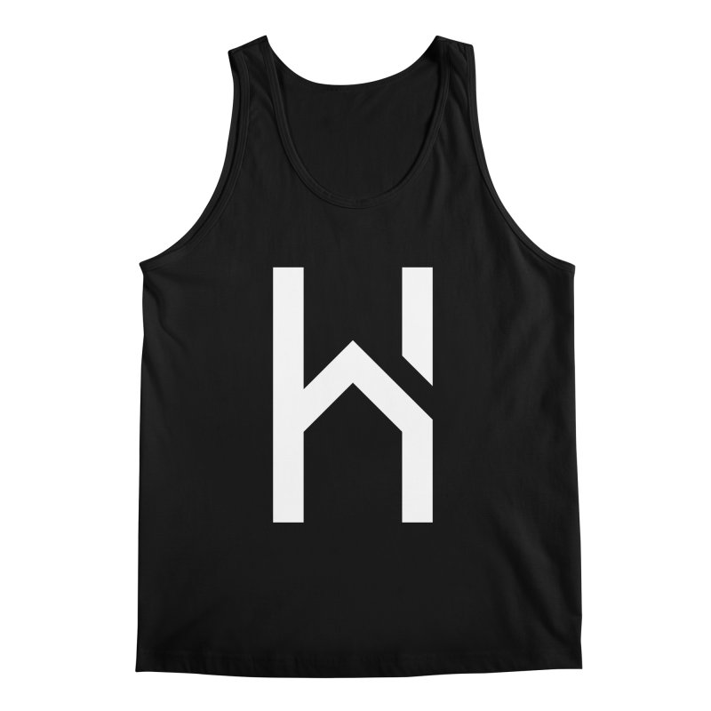 The H in House Men's Tank by HouseMade