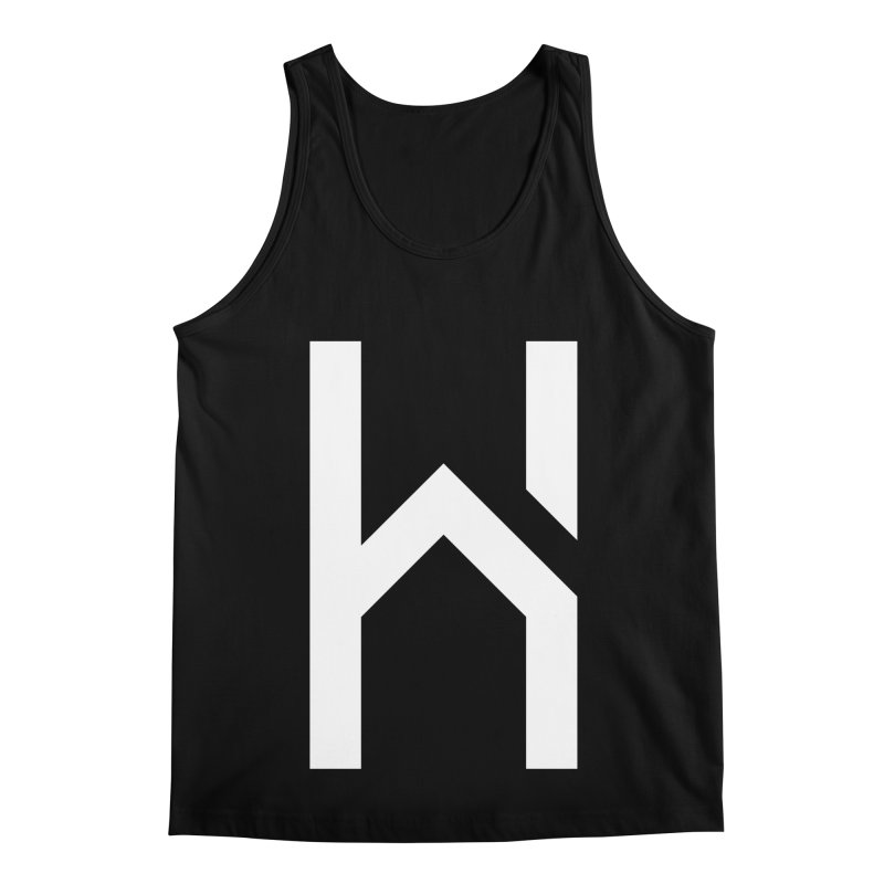 The H in House Men's Regular Tank by HouseMade