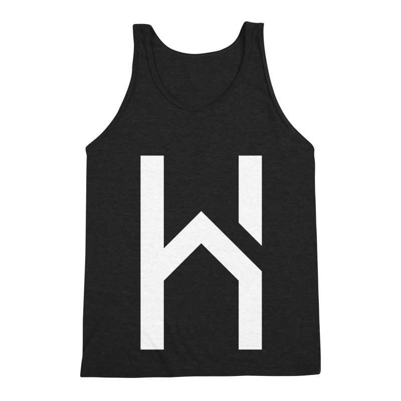 The H in House Men's Triblend Tank by HouseMade
