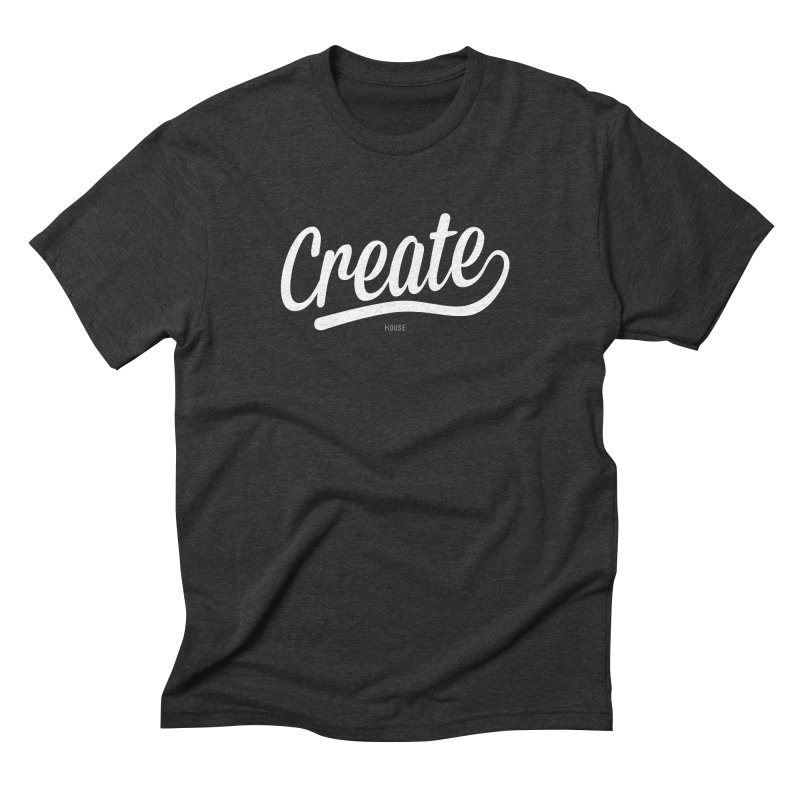 Create Men's Triblend T-Shirt by HouseMade