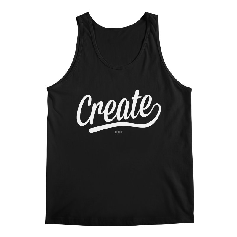 Create Men's Tank by HouseMade