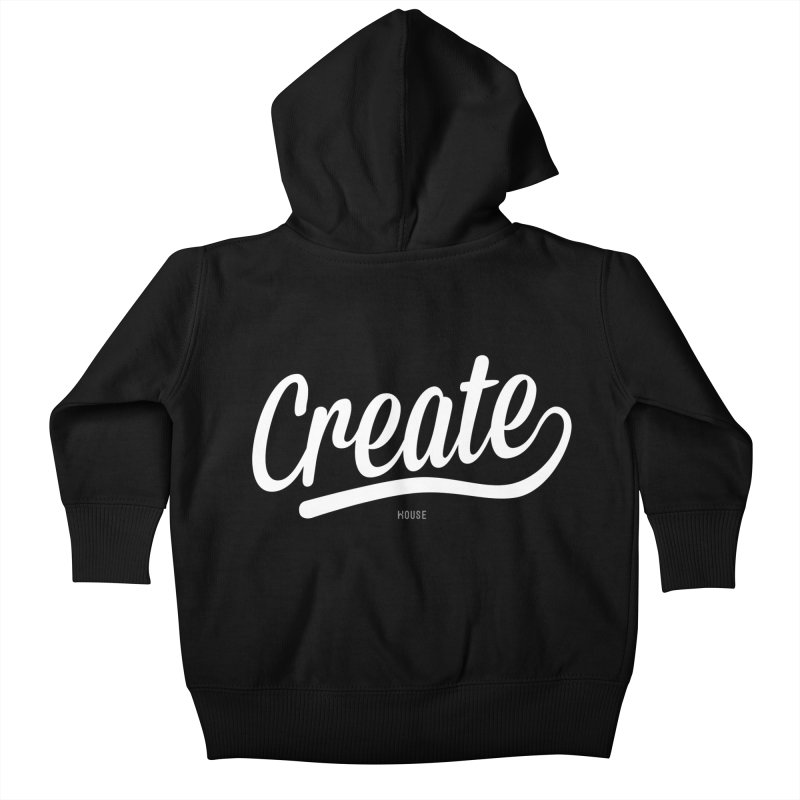 Create Kids Baby Zip-Up Hoody by HouseMade