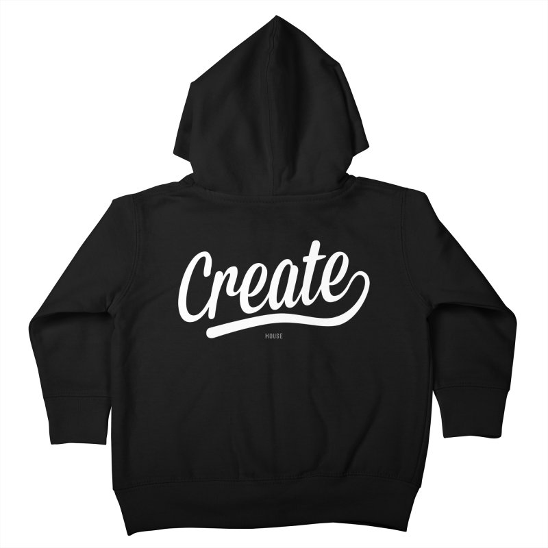 Create Kids Toddler Zip-Up Hoody by HouseMade