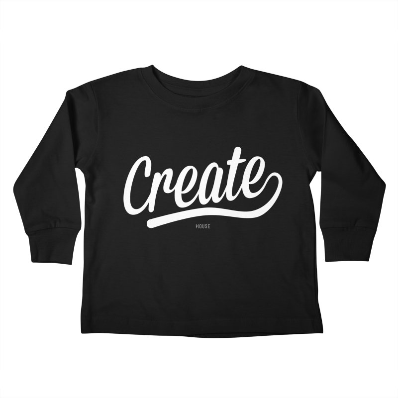 Create Kids Toddler Longsleeve T-Shirt by HouseMade