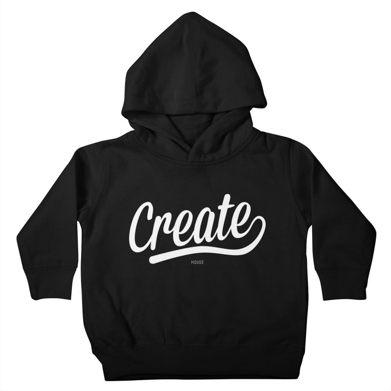 Create Kids Toddler Pullover Hoody by HouseMade