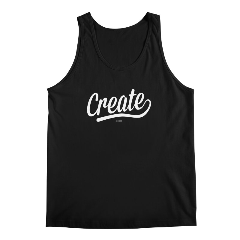 Create Men's Regular Tank by HouseMade