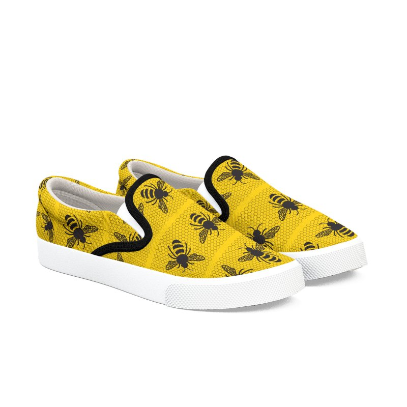 Save the Bees Shoe Men's Shoes by House of 54