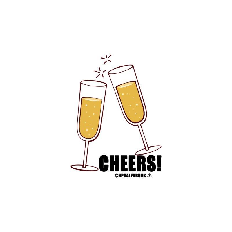 Cheers! Men's T-Shirt by hphalfdrunk's Artist Shop