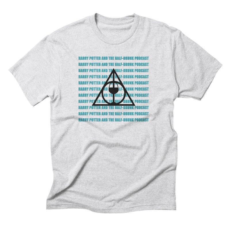 Title Men's T-Shirt by hphalfdrunk's Artist Shop