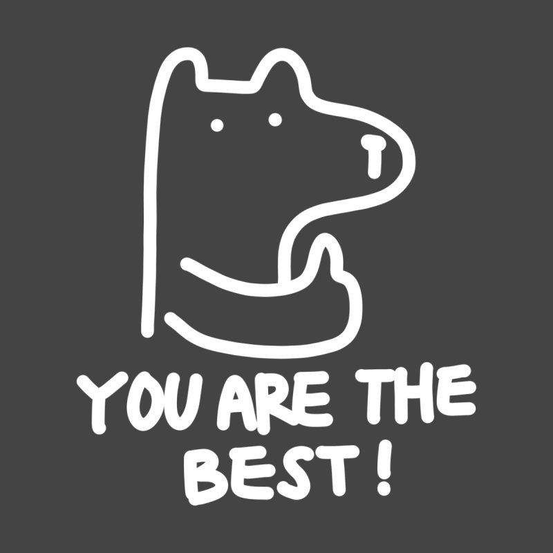 You are the best Men's Tank by hpig14's Shop
