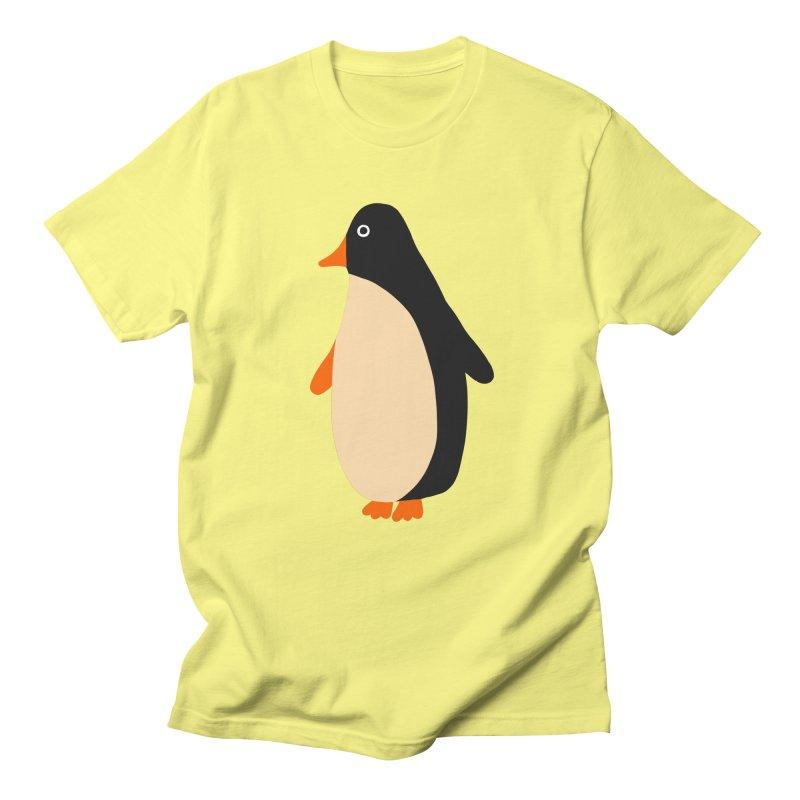 Penguin Men's T-Shirt by hpig14's Shop