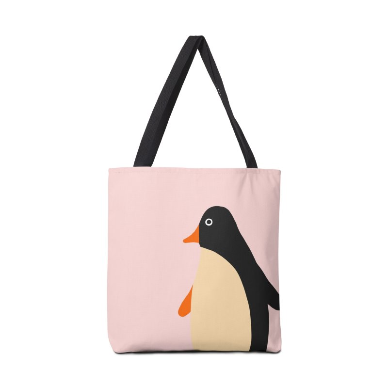 Penguin Accessories Bag by hpig14's Shop